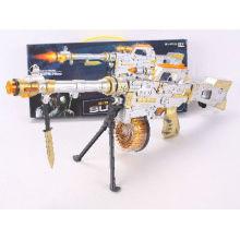 46CM Elektronische Spielzeugpistole (mit Licht / Musik)