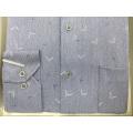 Cotton Yarn Dyed Business Shirt