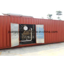 Container Power Plant 1250kVA Diesel Generator with Cummins Engine Kta50-G3