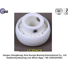 Rolamento de cerâmica usado em alta temperatura
