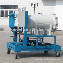 Máquina de filtración de la serie LYC-B de aceite de filtro de alta eficiencia