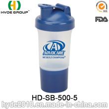Caliente-vendiendo proteína Smart Shaker botella de 500ml (HD-SB-500-5)