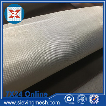 304 Stainless Steel Wire Mesh Dutch Weave