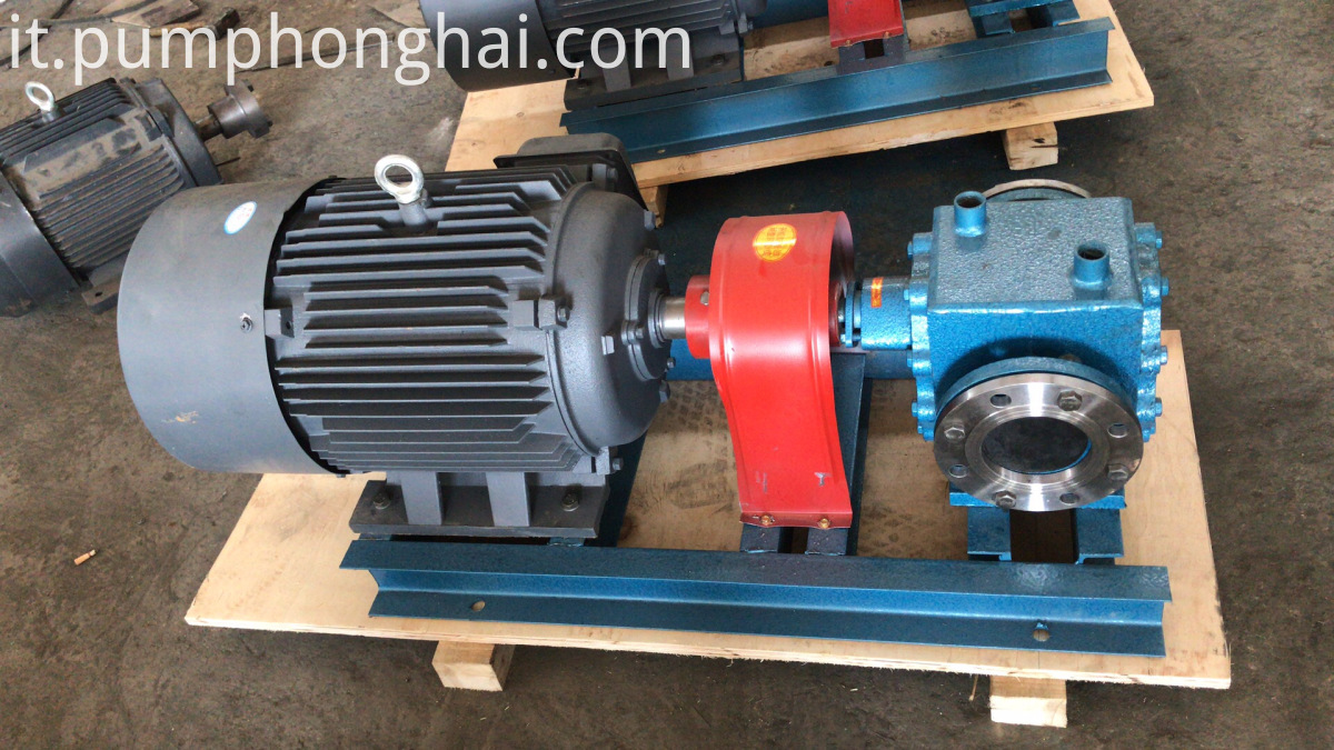 asphalt gear pump