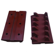 Customized Steel Pump Parts for Mining