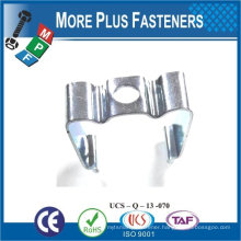 Made in Taiwan High Quality Retention Spring Clip Metal Clips Tool Clips