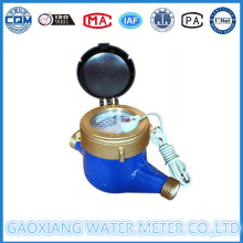 Reading Water Meter for Remote Water Meter