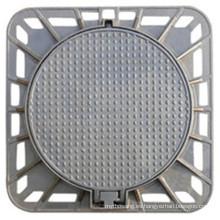 Cubierta de boca de hierro fundido en venta caliente de En124 D400