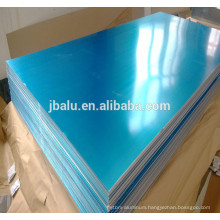 Hot sale aluminum checkered plate and sheet weight for Decoration