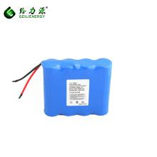 Batería de litio recargable de 7.4V 4400mAh 18650 3.7V