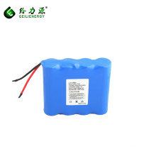 7.4V 4400mAh 18650 3.7V Rechargeable Lithium Battery