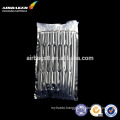 Transparent air bulm film bag free sample for toner shockproof airbag