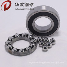 Material 1.3505 Precision Solid Chrome Steel Balls Used in Ball Bearings
