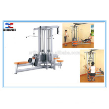hot sale Comercial Fitness Equipment multi gym for four people 4 station trainer equipment
