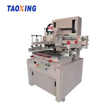 Máquina de impressão de tela de vinil plana