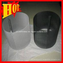 Iridium Coating Gr 2 malha de titânio puro