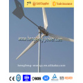 high efficiency home use off- grid/on grid wind power generator
