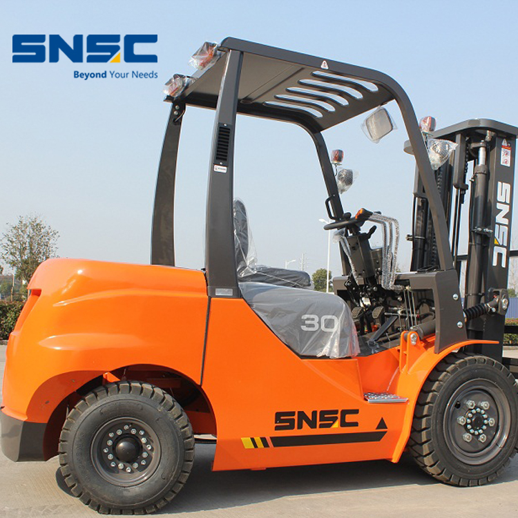 Counter Balance 3Ton Diesel Forklift
