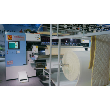 2015 nueva máquina de colchón de alta velocidad Quiltng Yxn-94-3D Dongguan, China