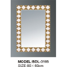 5mm Thickness Silver Glass Bathroom Mirror (BDL-3105)