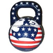 Benutzerdefinierte Fitness Gear Kettlebell