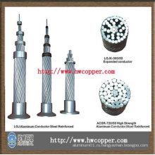 Алюминиевая проводная сталь Huawei Усиленная, используемая в линиях электропередачи