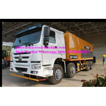 Model XZJ5311TFC (XF100A) Slurry Sealing Truck