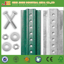 Low Price High Strength Perforated Steel U Channel Posts