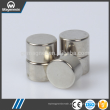 Special customized excellent quality ndfeb coin magnet