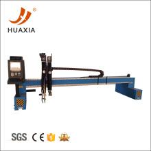 Máquina de corte por plasma CNC de pórtico duradero certificado CE