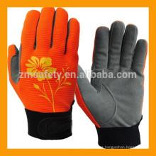 Thorn Proof Hand Protection Gardening Work Mujeres Guantes de jardín