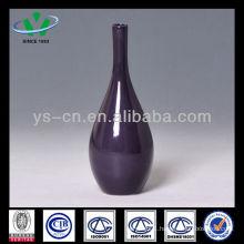 China Wholesaler Glaze Ceramic Home Decor Flower Vase