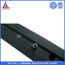 6063 Aluminium Customized Extrusion with CNC Machining