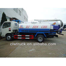 Good quality dongfeng 3-4 tons fecal suction truck