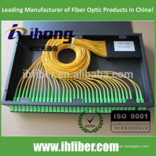 PLC SC APC 2 * 32 Faser Optischer Splitter
