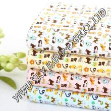 Caliente 2013 nuevas telas impresas algodón del diseño para la materia textil casera
