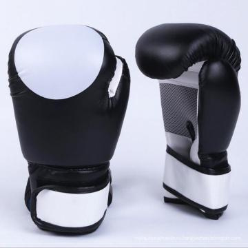 Оптовая пользовательского логотипа ПУ боксерские перчатки Тайский бокс пинком перчатки