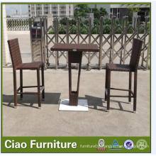 Outdoor Wicker Bar Furniture Outdoor Bar Sets