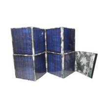 80W Big Power Mobilgerät faltbare Solar Power Ladegerät Tasche im Armee Radio