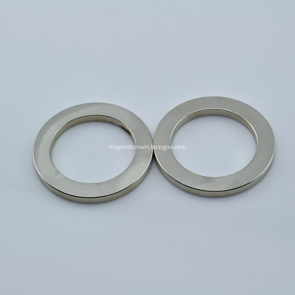 N38 D58*41*5mm neodymium large ring magnet