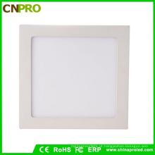 Qualidade superior Ultra Slim Square Shape LED Light
