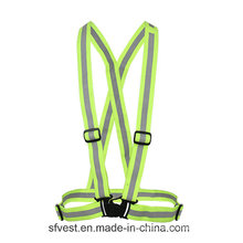 High Quality Hot Sale 3m Reflective Elastic Tape with 100% Polyester
