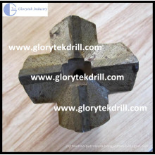 Cross Bits for Rock Drilling Working