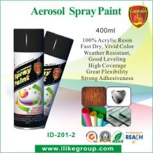 Fluorescent Chrome Effect Spray Paint