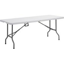 Großhandel 6FT Kunststoff Klapptisch, Camping Tisch, Esstisch