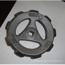 Comepetitive Truck Steel Hand Wheel From Baoding, China