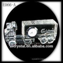 Modèle de trafic de cristal délicat E066-A