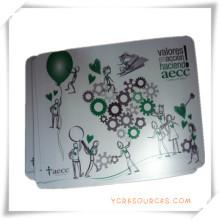 Cojín de ratón promocional del regalo de la promoción (EA02001)