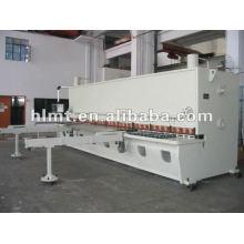Machine hydraulique de pédalier 4m, machine de découpe nc 4m