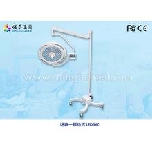 Medical mobile operating light